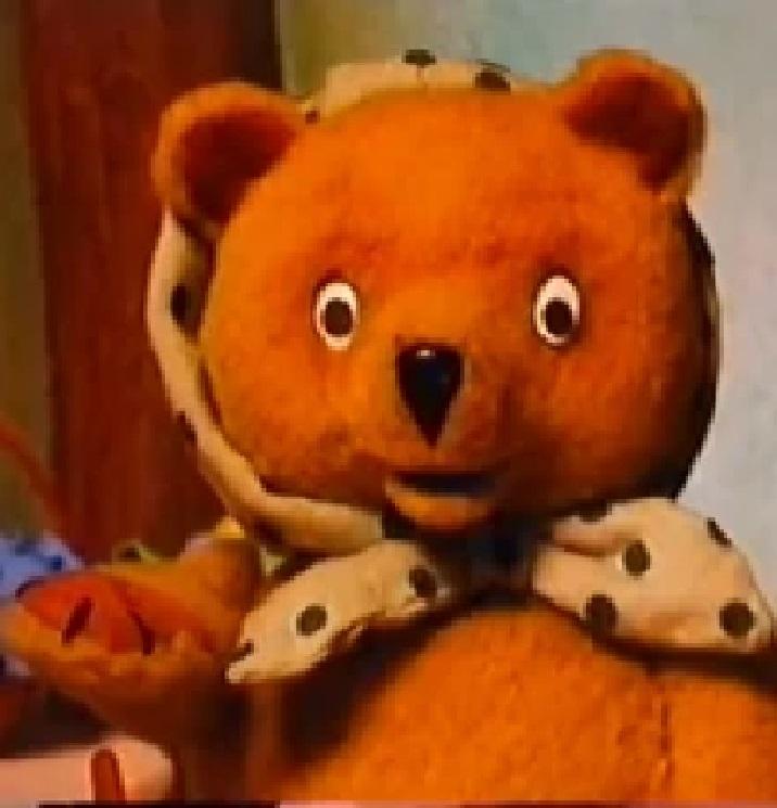 Mrs. Tubby Bear