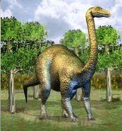 ZTDD Apatosaurus