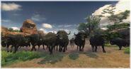 Cabela s ps3 african buffalo stampede by scottslive21-da3f190