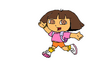 Classic Dora the Explorer 3