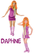 Daphne Costumes