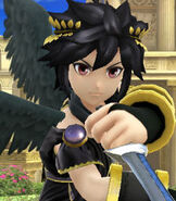 Dark Pit in Super Smash Bros. for Wii-U and 3DS