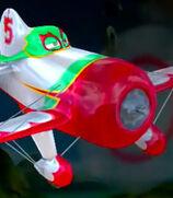 El Chupacabra in Planes (Video Game)