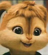 Eleanor Miller in Alvin and The Chipmunks The Squeakquel