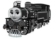 Goth Queen Ashima by 1995express
