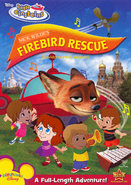 Little Einsteins - Nick Wilde's Firebird Rescue (2007; Davidchannel's Version) Poster