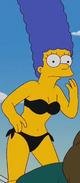 Marge's Black bikini 3