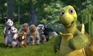 Over the Hedge Cast