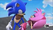 Sonic and amy sonic boom by sonamy115-d86he61