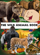 The Wild Animal Book (NR1GLA Style) Poster