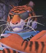 Tiger Claw in Teenage Mutant Ninja Turtles- Danger of the Ooze