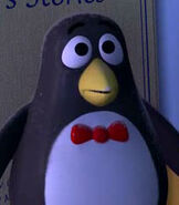 Wheezy in Toy Story 2