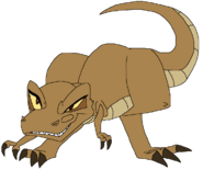 Zyphire thetarbosaurusking2samsonskingdom