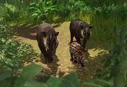 Bairds-tapir-planet-zoo