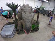 DinoStroll Ankylosaurus