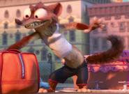 Duke Weaselton the Weasel