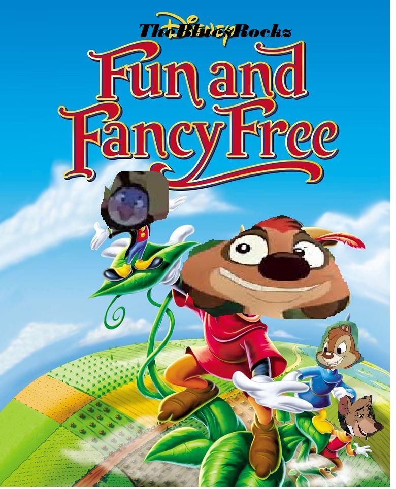 Fun and Fancy Free (TheBluesRockz Style)