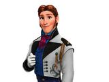 Prince Hans (Frozen)
