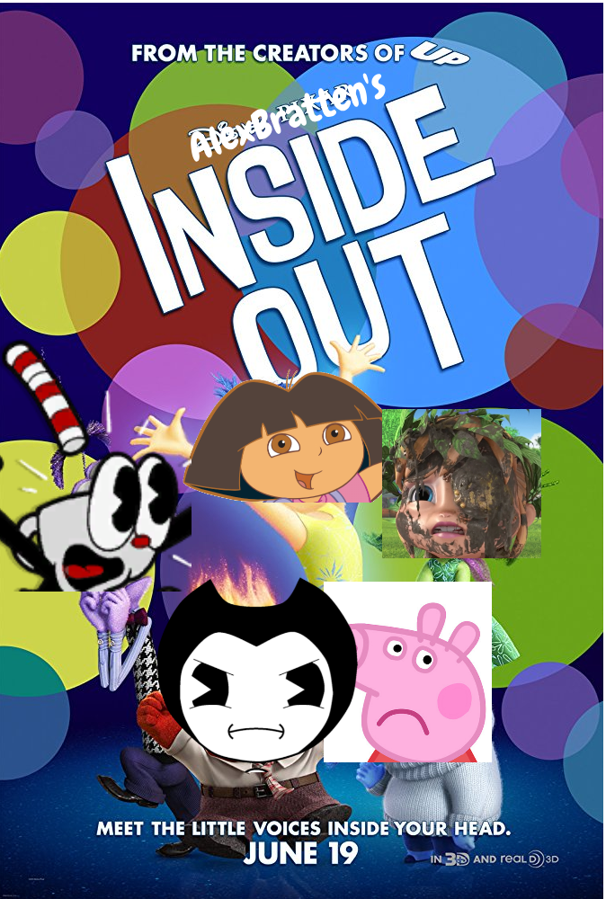 Inside Out (AlexBratten Style)