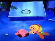 Kirby and Tiff after losing angry