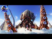 Kraken boss Image