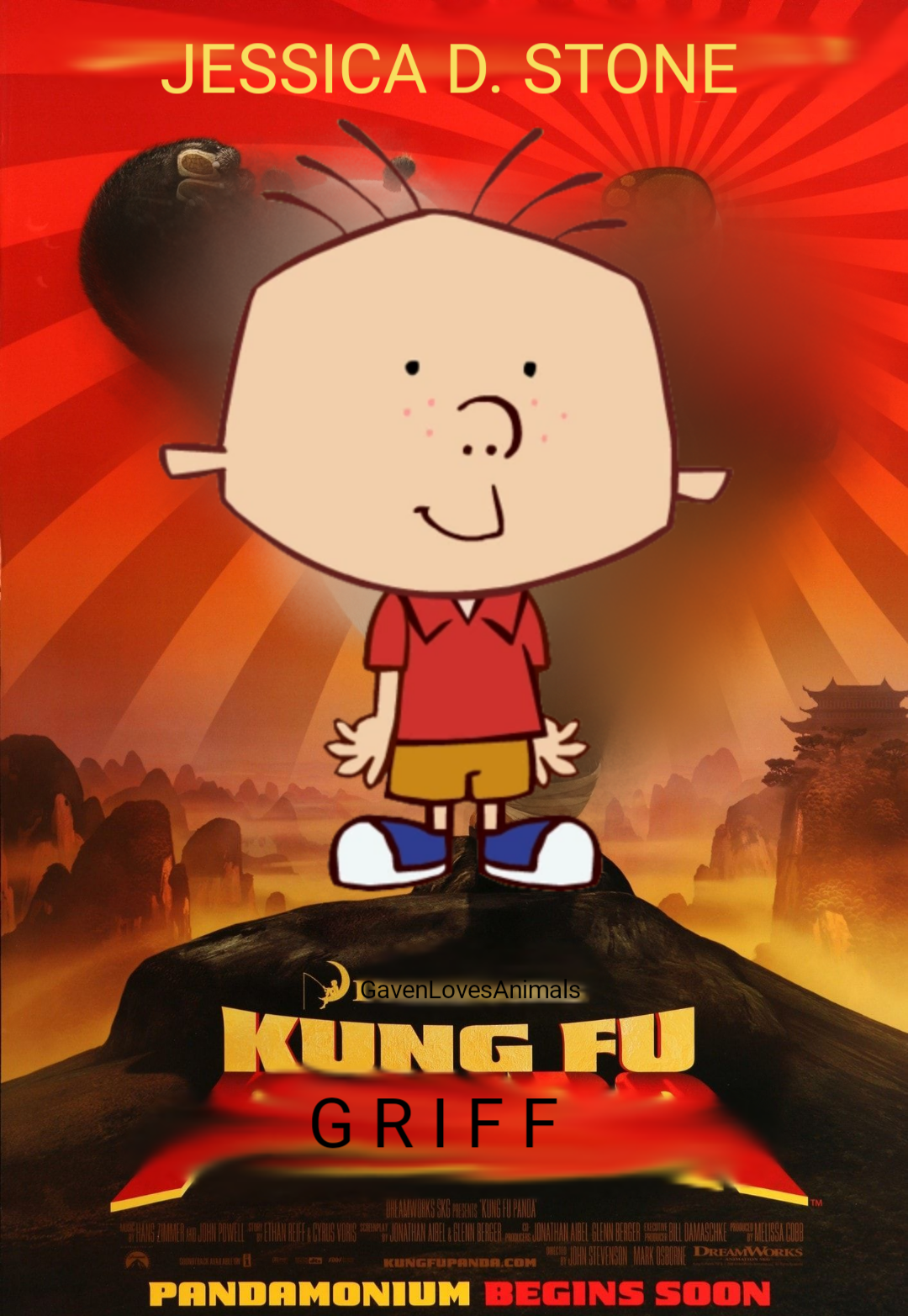 Kung Fu Griff
