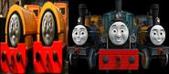 Mr Bill, Mr Ben, Mr Bash, Mr Dash, and Mr Ferdinand