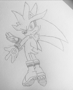 Silver drawing