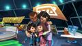 The Callisto family hug
