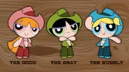 The Powerpuff Cowgirls