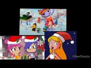 Wallykazam and Sabrina and Ami and Yumi - It's The Most Wonderful Time of The Year