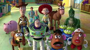 Woody and the Gang (Toy Story)