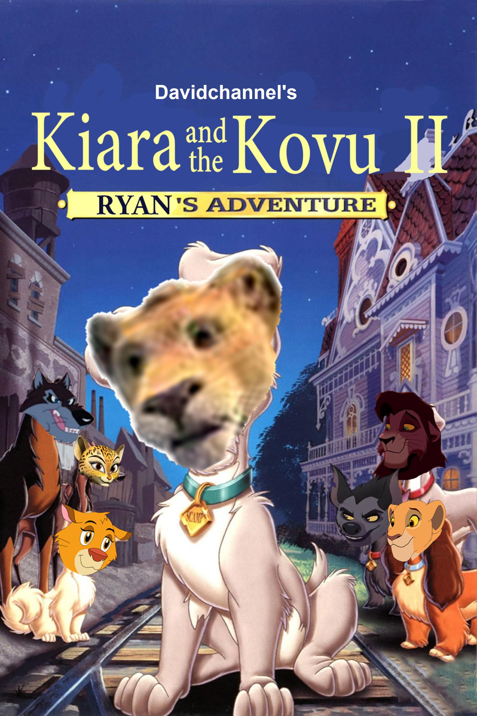 Kiara and the Kovu 2: Ryan's Adventure (2001)