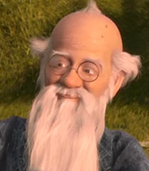 Merlin (Shrek the Third)