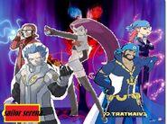 Sailor serena dark kingdom