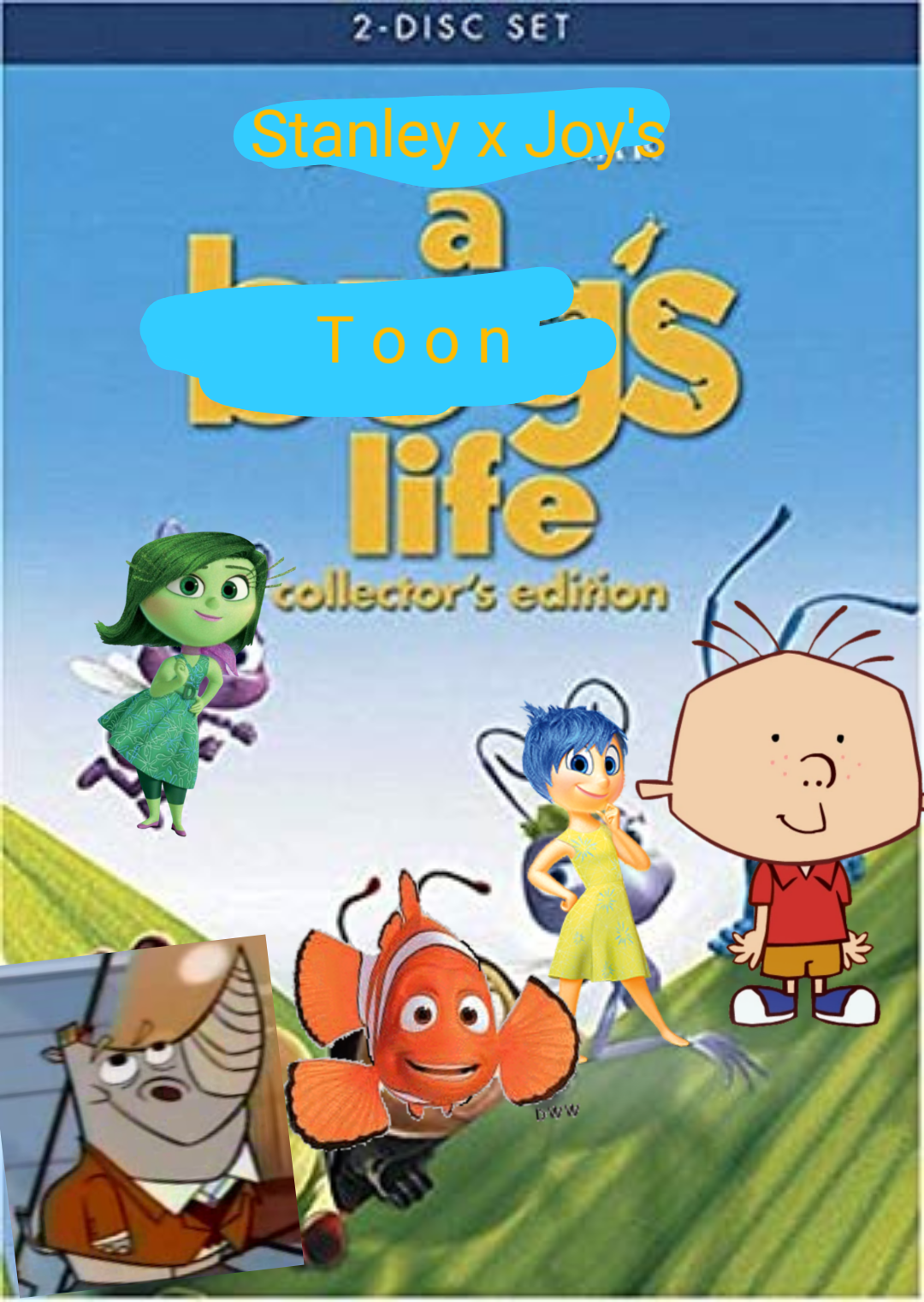 A Toon's Life (Stanley x Joy)