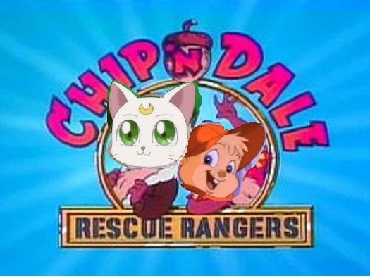 Artemis 'n Alvin Rescue Rangers