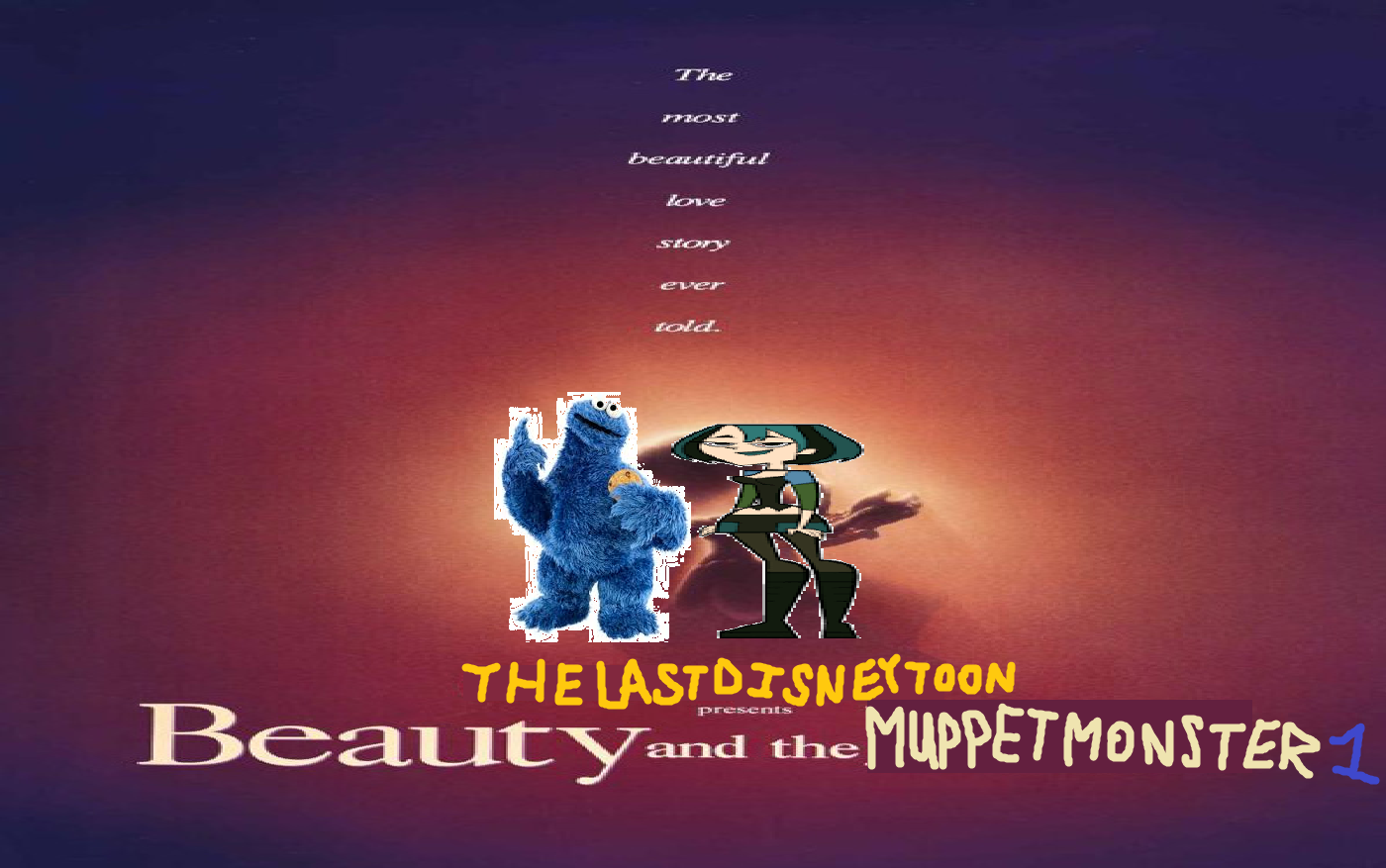 Beauty and the Muppet Monster