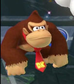 Donkey Kong in Super Mario Party
