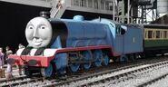 Gordon the Big Proud Engine.