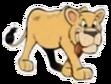 Lion hugo safari pc