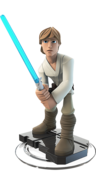 Luke skywalker disney infinity