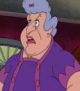 Miss Miller in Alvin and the Chipmunks Meet Frankenstein