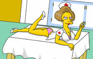 Nurse edna krabappel by broad86new d25sb3j-fullview