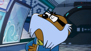 Penfold with Colonel K's Mustache 7