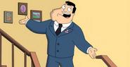 Stan Smith As Fred Flintstone