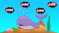 The Whale Goes Sing