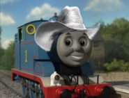 Thomas with cowboy hat 10