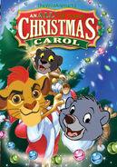 An All Wild Animals Christmas Carol Poster