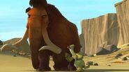 Annoyed Mammoth